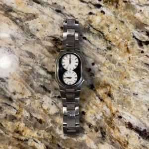 Philip Stein - Signature Small Dual Dial Watch